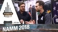 Gallien Krueger Bass Amps - NAMM 2018