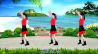 河北青青广场舞《闯码头》32步