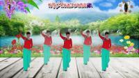 阳光美梅原创广场舞【今生只为你邂逅】柔情32步-2018最新广场舞视频