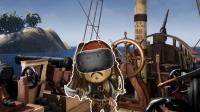 【VR游戏室】《Cutlass VR》——大海征服者, 海盗船长全新登场, 海贼王路飞、加勒比海盗圆梦之旅!#savage#