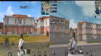 【吃鸡】绝地求生: 刺激战场与全军出击游戏画面对比 这次你选谁?