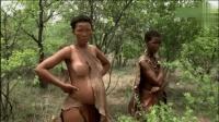 非洲原始部落: 展现异域风情, 外人看了太尴尬