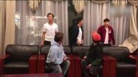 陈伟霆张艺兴黄渤三人后台尬舞太搞笑, 工作人员都惊呆了!