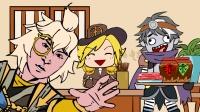 王者荣耀搞笑小动画《张良的黑心菜馆》