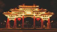 明湖灯光夜宴