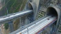 中国7年建成世界最大断面双线铁路隧道, 老外: 最佩服基建狂魔!