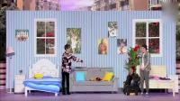 谢楠跟宋小宝表演的小品让吴京在台下笑疯了