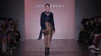 Lujin Zhang(张鲁津)2018/2019秋冬时装秀时装发布会|纽约时装周