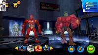 混乱破坏漫威超级英雄合体第13期: 树人格鲁特、美国队长和红浩克★超级英雄大乱斗