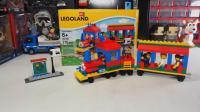 这不是托马斯小火车, 这是乐高乐园的专属套装小火车
