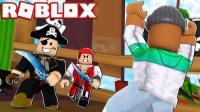 【Roblox海盗模拟器】化身海贼王出征! 加勒比海盗神奇海盗团! 小格解说 乐高小游戏