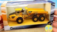 迷你工程车 挖掘机玩具视频
