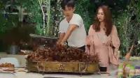 大胃王猫妹妹直播吃串, 惊人食量吓到李茂: 1500个串够我吃半年!
