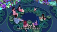精灵梦叶罗丽第五季: 叶罗丽战士能否阻止女王的行为!