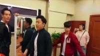 黄渤、陈伟霆和张艺兴排练春晚节目, 魔性舞步比正式节目好玩!