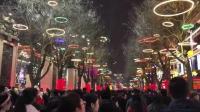 获批国家中心城市! 大西安爆赞夜景, 西安人身边的网红灯