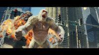 【猴姆独家】帅!巨石强森主演热门街机游戏改编新作《狂暴:世纪浩劫》首曝日本预告片