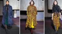 Roland Mouret F/W 2018 Fashion Show