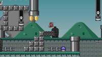 【gcm字幕解说】Mario Forever Magic Land  World 8-1