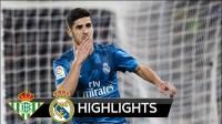 [11分钟集锦]Betis 3-5 R.Madrid - Highlights