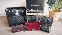 【萌萌张】香奈儿包包合集 新包开箱 Chanel Unboxing -Classic Flap -Le Boy -Gabrielle