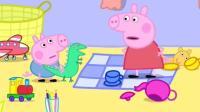 小猪佩奇: 猪还会拼装玩具? 这智商要是这么高就不会被人吃了