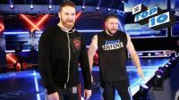 【SD 02/13】十大精彩瞬间 凯-米偷鸡不成 WWE冠军赛将成五重威胁