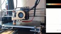 3D打印制作的过程演示