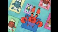 海绵宝宝: 原来蟹老板和痞老板是发小! 拥有美好的童年伙伴回忆······哎     - _ -