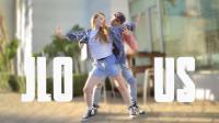 Jlo - Us - D-trix Choreography ft. Haley Fitzgerald