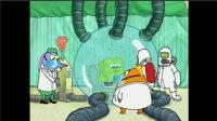 海绵宝宝: 可怕的真菌传染! 一群倒霉孩子······ - _ -