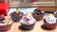 【喵博搬运】【日本食玩-不可食】纸杯蛋糕 (o ° ω ° O )