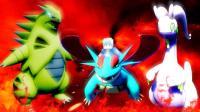 我的世界《神奇宝贝巅峰大赛》04准神兽的逆袭冰电妖精伊布Y神首次亮相! 爆笑精灵宝可梦解说视频#拜年祭#