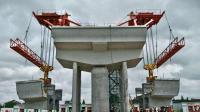 过去五年中国建90000座大桥, 每一个小时就有两座桥诞生