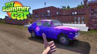 游戏终于回复正常※我的夏季汽车※芬兰模拟器 Ep.65