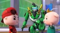 猪猪侠超星萌宠2 未来英雄第134期英雄猪少年 奇幻大冒险幸福救援队陌上千雨解说