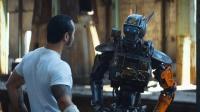 男子研发智能机器人, 有望代替人类, 速看科幻电影《超能查派》