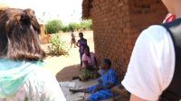 探访非洲农村, 男人也要娶老婆回家, 哈哈哈