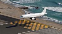 世界上最短航班, 起飞降落47秒, 网友: 够有钱吗?