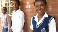 46集: 非洲私立学校, 13个老师8个教室, 1年3个学期, 1学期学费100元