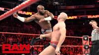 【RAW 02/19】泰特斯和阿波罗 第三度取胜 顶级双人组希莫斯凯萨罗