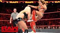 【RAW 02/19】女子3对3赛后有彩蛋 小魔女瞬间倒戈和詹姆斯统一战线
