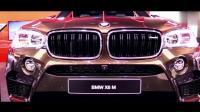 18款全新宝马X6M, 4.4V8超级运动版, 内外兼备无可挑剔