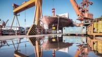 俄罗斯顶级造船厂, 专产航母和潜艇, 建造工程却是中国承包!