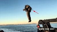 喷气式飞行背包, 飞行速度109公里每小时, 价格不过25万