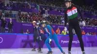 【2018平昌冬奥会集锦】女子短道速滑500米比赛, 让人眼前一亮