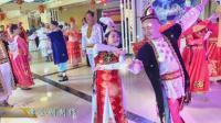 新疆舞-双人舞石河子大漠朱建勤夫妇在2018欢度新年联欢会上精彩表演2018.2.19.