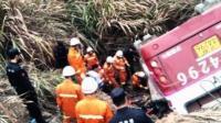 江西客车事故涉事企业法人代表被控制