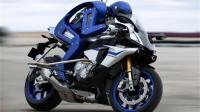 日本发明摩托车机器人, 专门骑摩托, 不怕翻车!