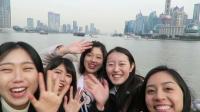 外国小姐姐在上海的所见所闻, 大爱中国美食